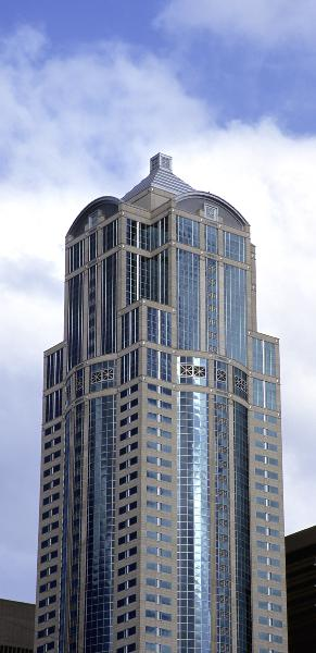 Downtown Seattle Skyscraper