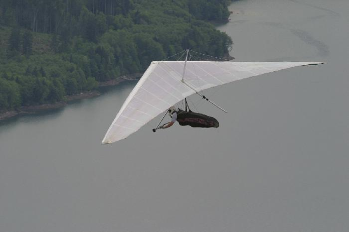 Guest Photographer - Me Hang Gliding